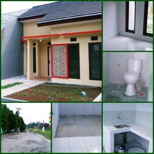 jual Rumah di Sawangan, Depok - hunian nuansa minimalis ...